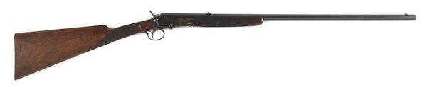 339: Westley Richards & Co. side lever Rook rifle, .