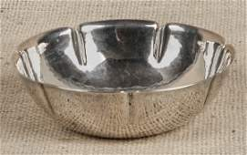 Art Nouveau sterling silver bowl by Joel F. Hewes