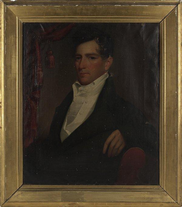 Jacob Eichholtz (American 1776-1842), pair of o