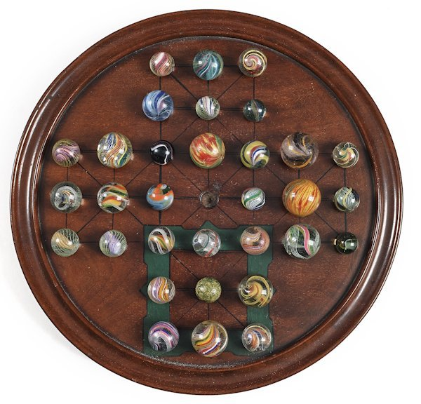 Group of marbles, to include swirls, onion skins,
