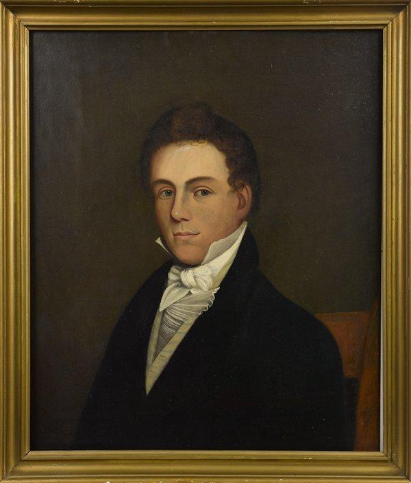 Zedekiah Belknap (American 1781-1858), pair of