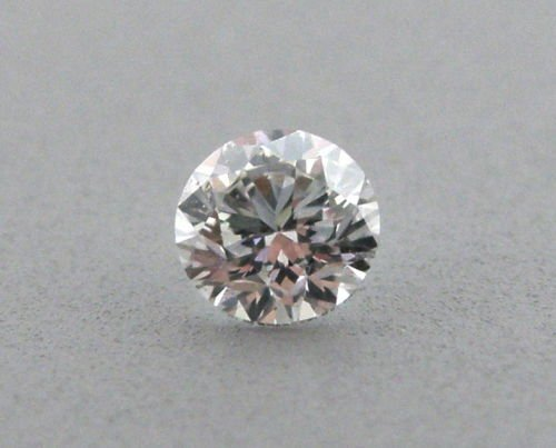4.5mm BRILLIANT ROUND CUT UNTREATED DIAMOND G VS2