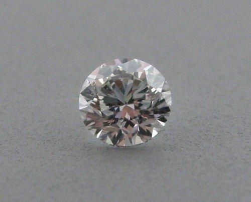 4.3mm BRILLIANT ROUND CUT UNTREATED DIAMOND G VS2