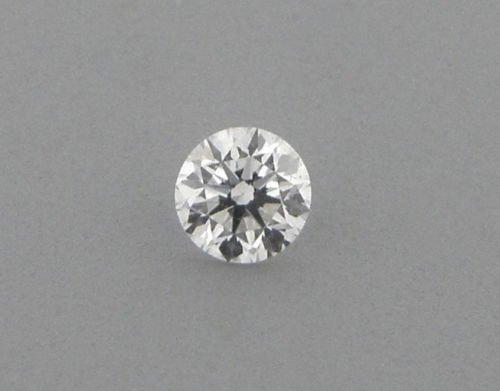 3.9mm BRILLIANT ROUND CUT UNTREATED DIAMOND G VS2