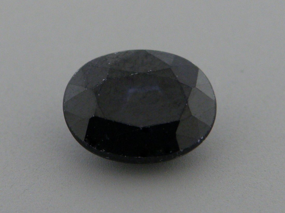 2.51ct LOOSE OVAL CUT NATURAL UNTREATED BLUE SAPPHIRE