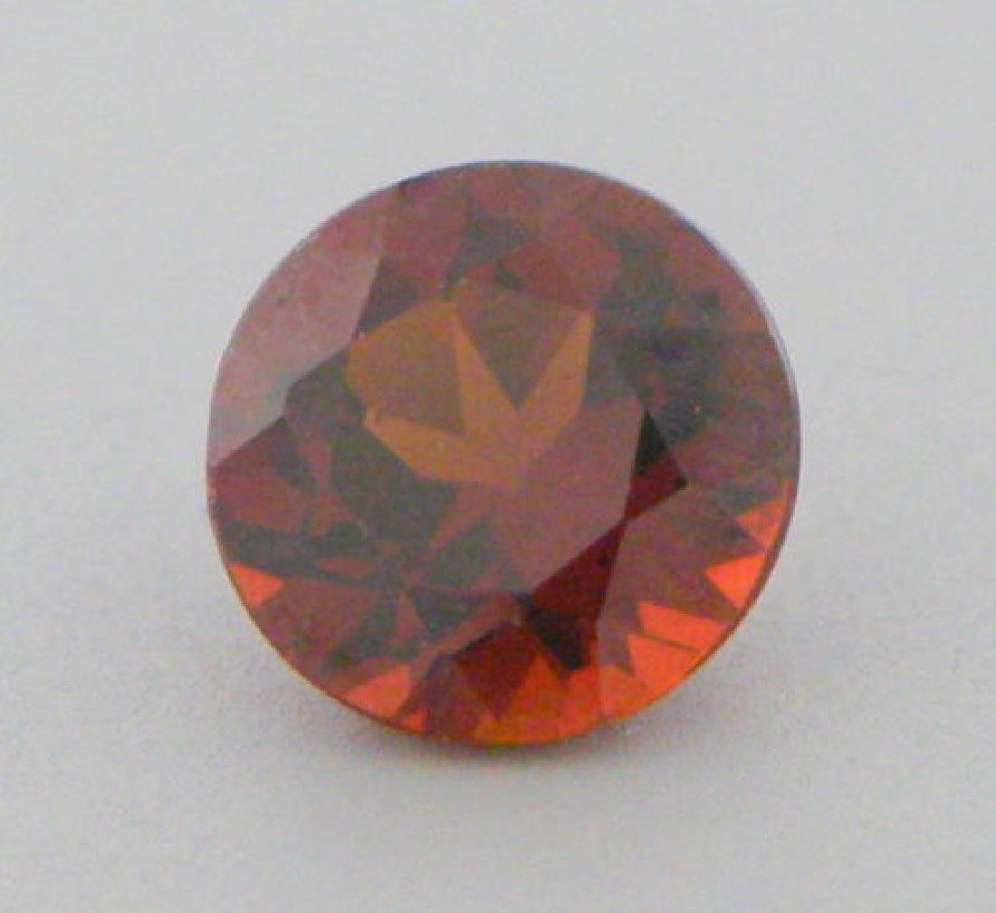 10mm ROUND CUT NATURAL LOOSE GARNET
