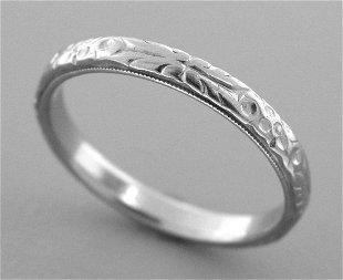 AK turkey 14k white gold ring - Jan 11, 2015 | Astoria Auctions in NY