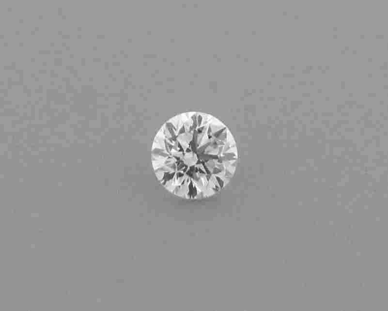 2.9mm BRILLIANT ROUND CUT LOOSE DIAMOND G VS2