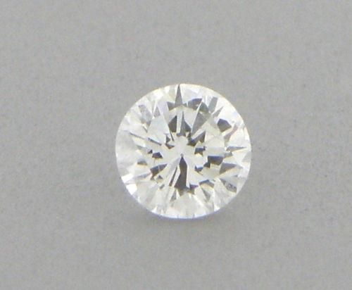 0.19ct LOOSE NATURAL UNTREATED DIAMOND G VS2 ROUND CUT