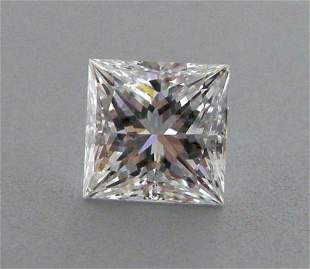 3mm PRINCESS CUT LOOSE NATURAL UNTREATED DIAMOND F VVS1
