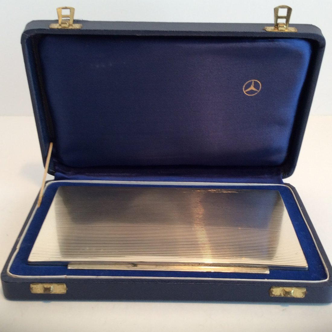 Mercedes Benz Sterling Presentation Cigarettes BOX