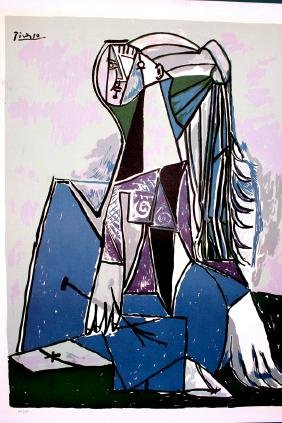 Pablo Picasso Limited Edition Print