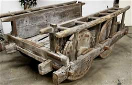 ancient  carriage battle