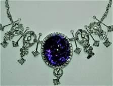 Empirial Blue Australian Black Opal