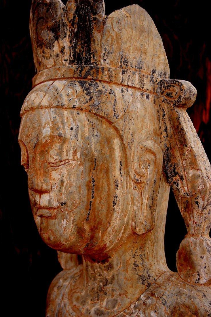 China, Standing Bodhisattva, Eastern Wei Period
