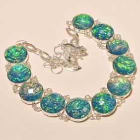 Round Shape Australian Triplet Opal