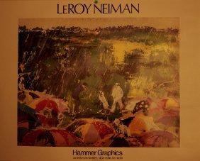 Leroy Neiman Print