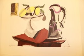 Lithograph By Picasso