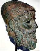 Greek Bronze Warrior
