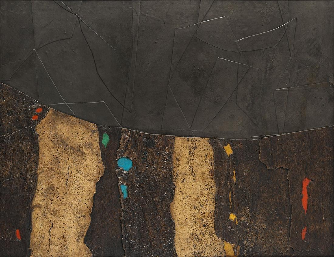 ROBERTO CRIPPA - Landscape, 1964