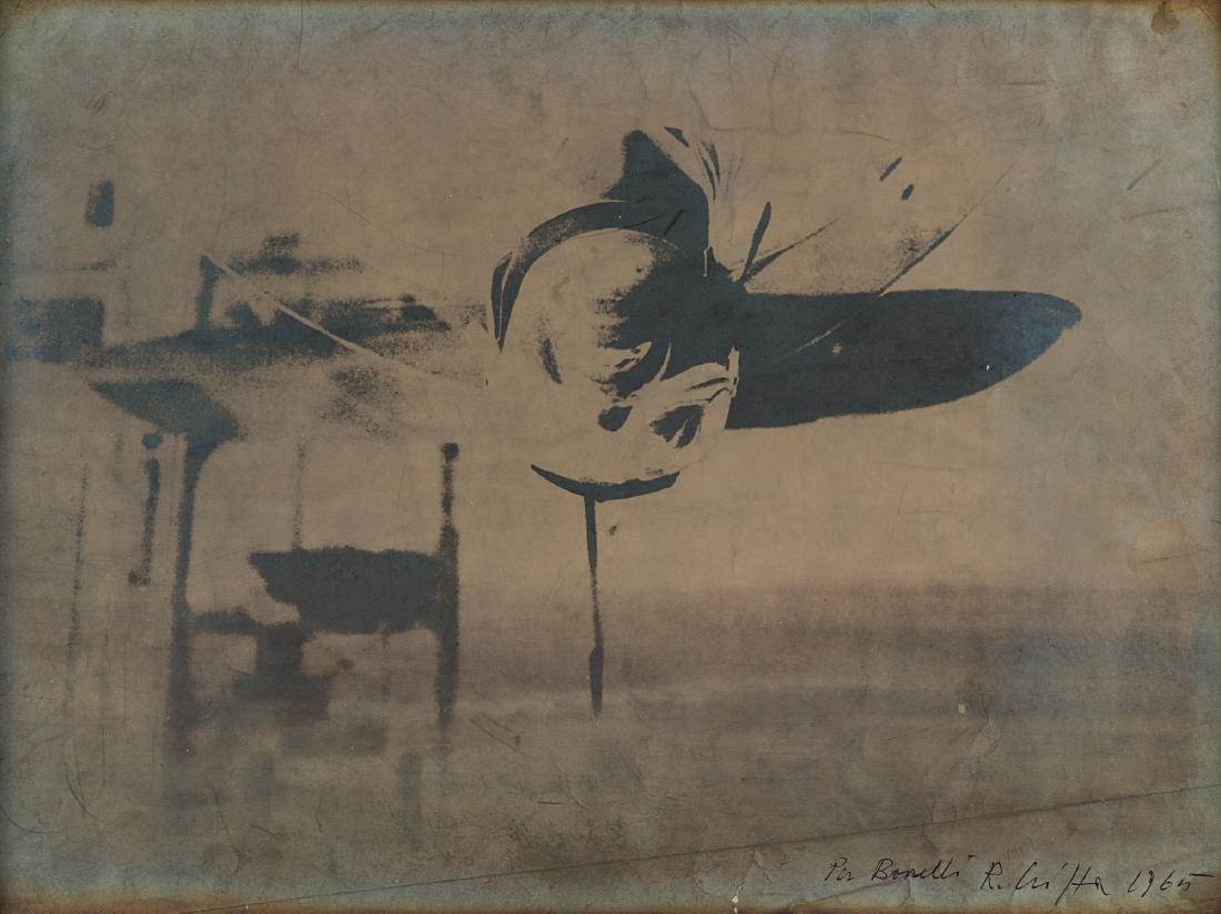 ROBERTO CRIPPA - Senza titolo, 1965