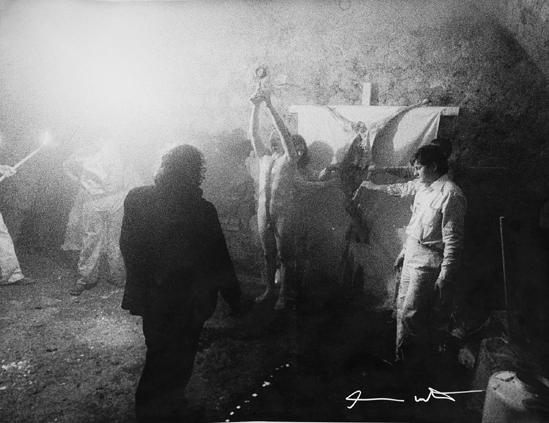 HERMANN NITSCH - Aktion n.50, 1975