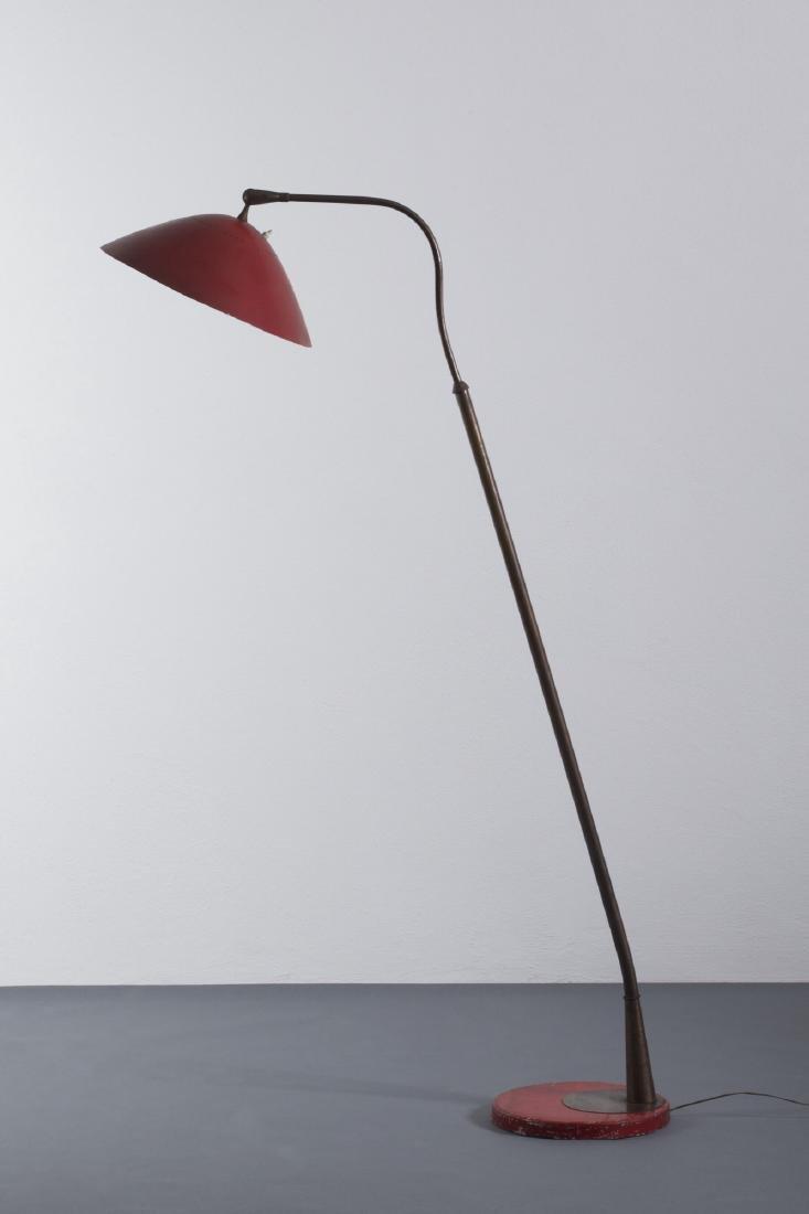 Stilnovo (Attributed to) - Floor lamp, 1950 ca.