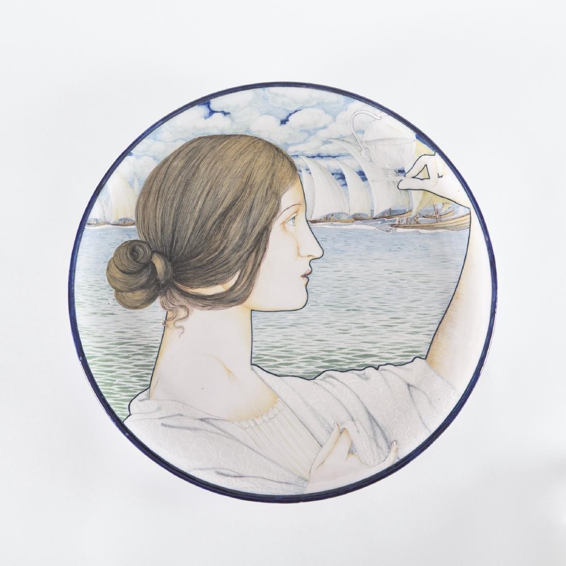 Galileo Chini - Arte della Ceramica, 1900