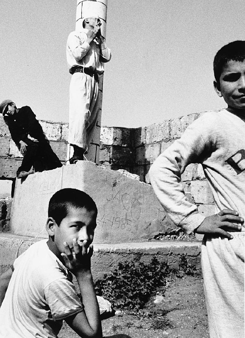 NIKOS ECONOMOPOULOS - Urfa, Turkey, 1989