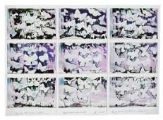 Maurizio Galimberti - DS & Butterflies... Beaulieu sur