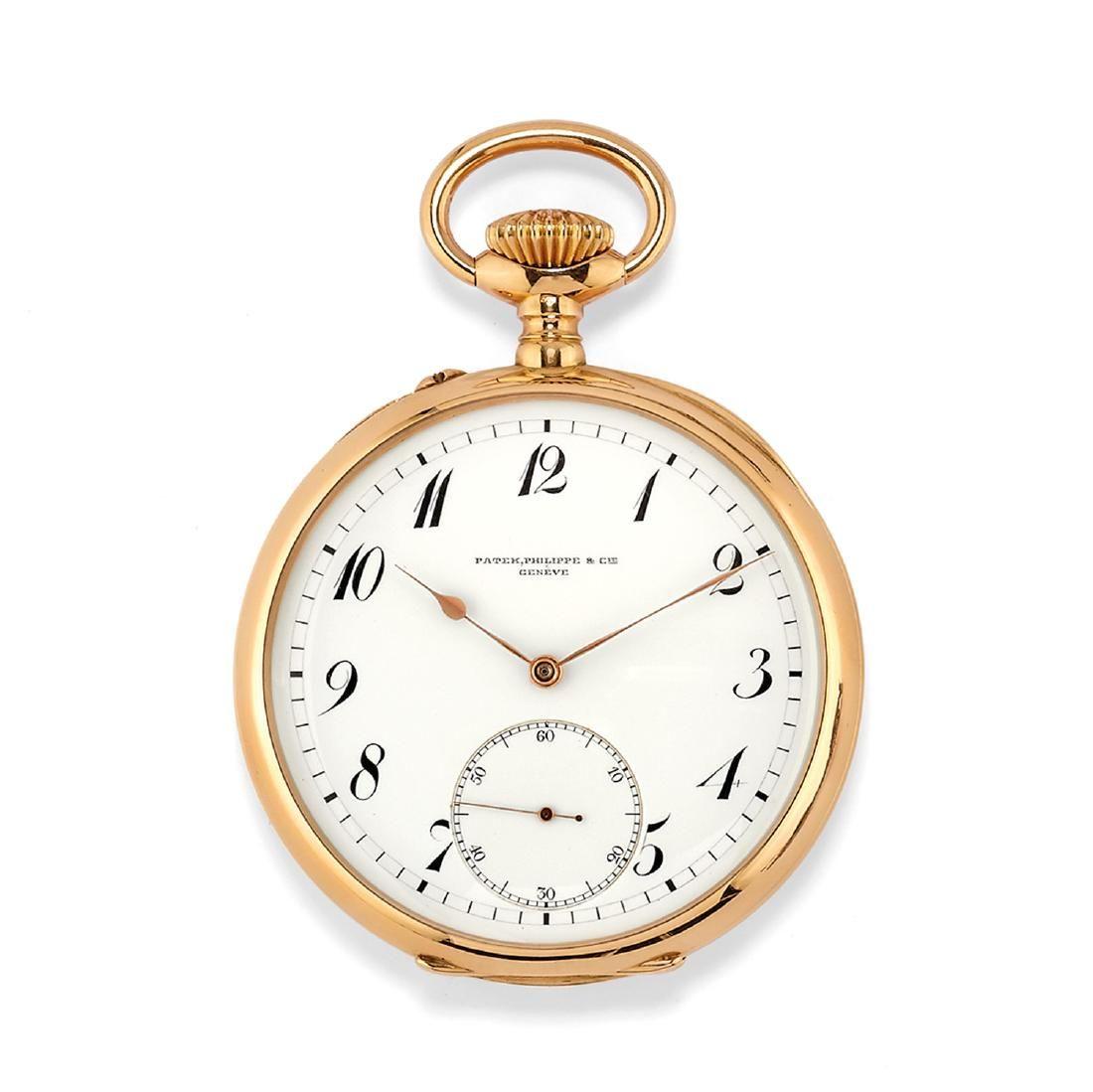 Patek Philippe  - A gold pocket watch, Patek Philippe