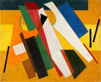Reggiani Mauro - Composizione (1950)