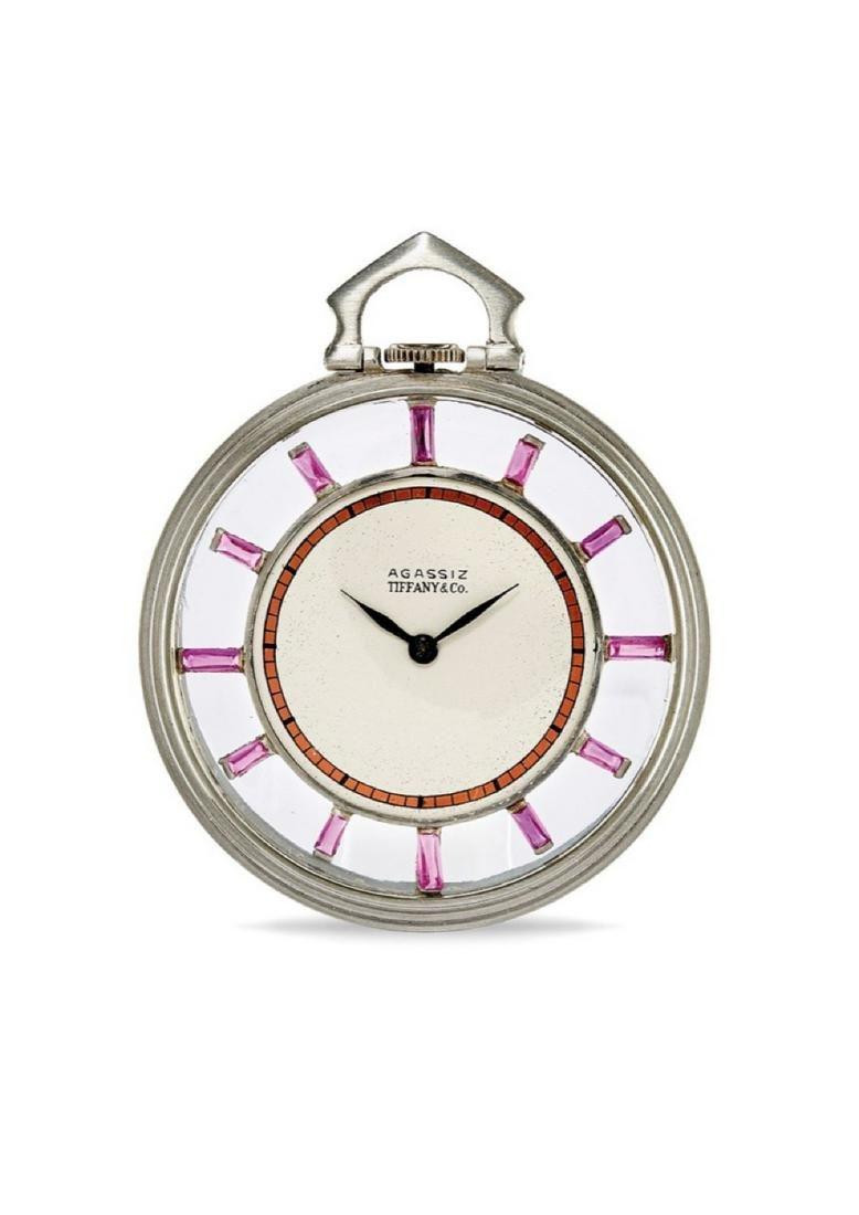 Tiffany & Co. - Tiffany-Agassiz pocket watch, '