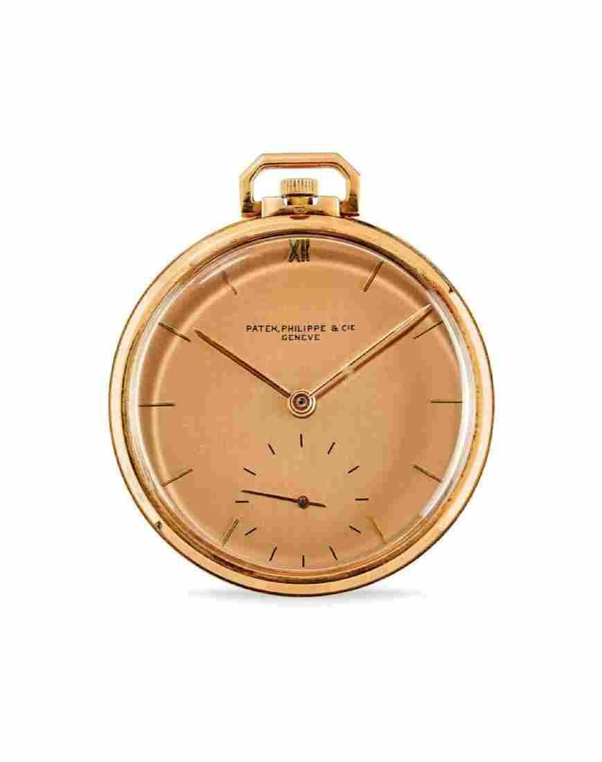 Patek Philippe - Patek Philippe pocket watch, '