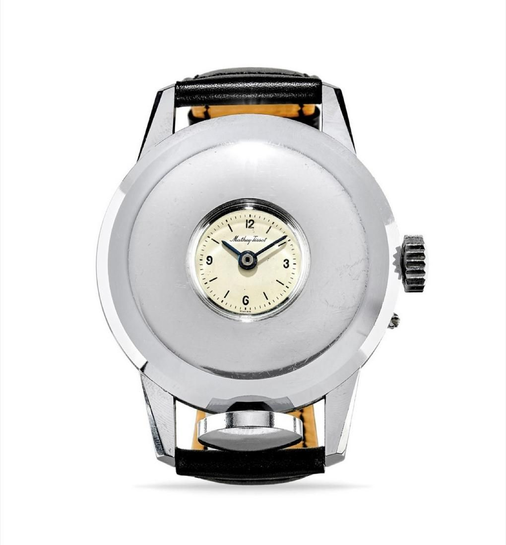 Mathey Tissot - Mathey Tissot minute repeater, '