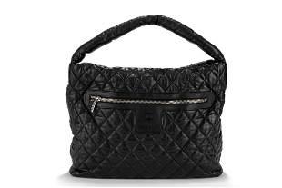 Chanel - Leather shoulder bag