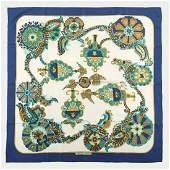 Hermès - Cendrillon Silk Twill scarf