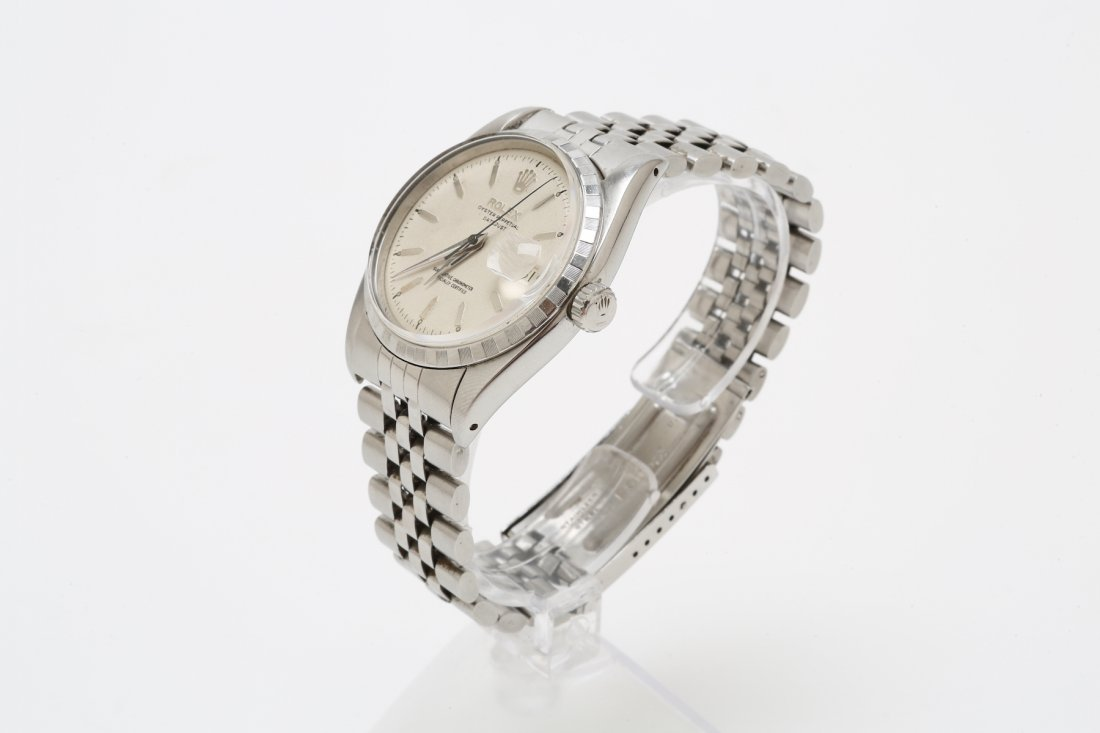 1960s Stainless Steel Rolex Datejust - 2