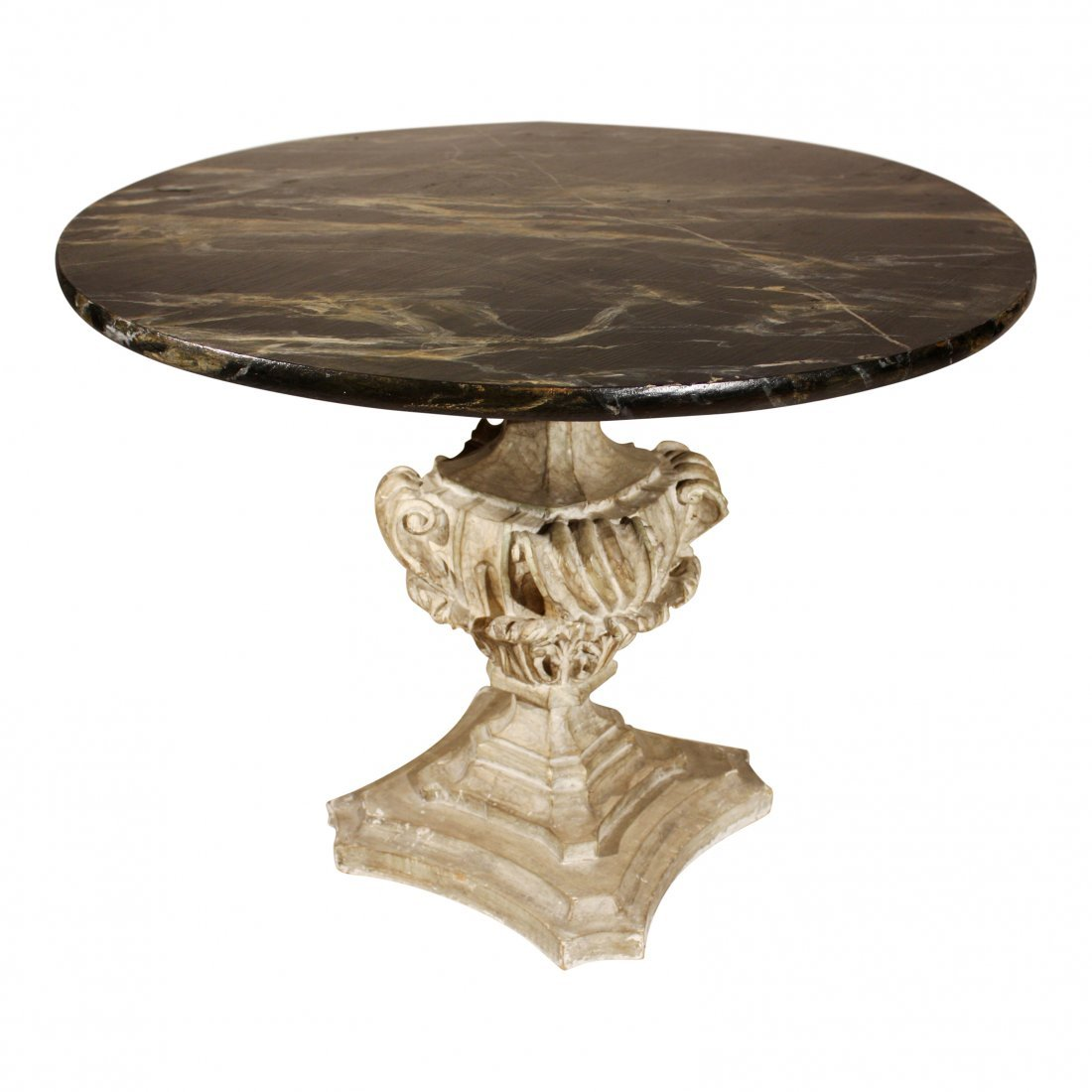 French Louis XVI Style Center Table