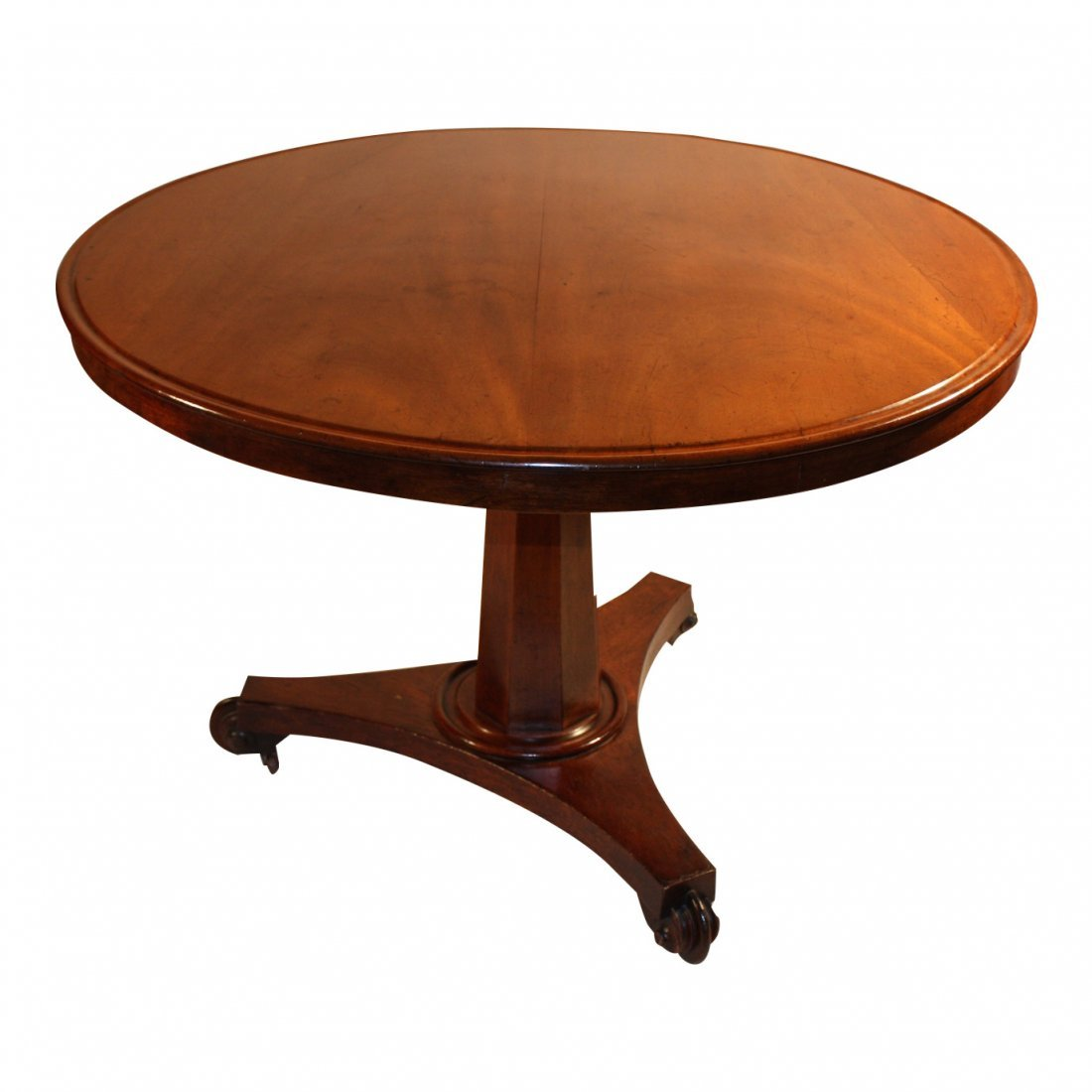 Tilt-top Center Table, 19th Century