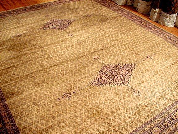 Antique Sevas carpet