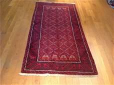 SemiAntique Persian Balouch rug