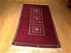Semi-Antique Persian Balouch rug