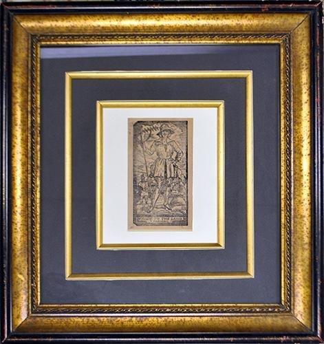 Outstanding Ludovic Rodo Pissarro Original Watercolor