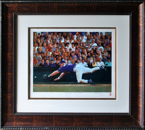 Highly Collectible Matt Williams Giclee On Paper