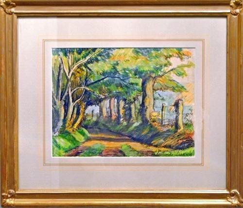 Investment Quality Paulemile Pissarro Original