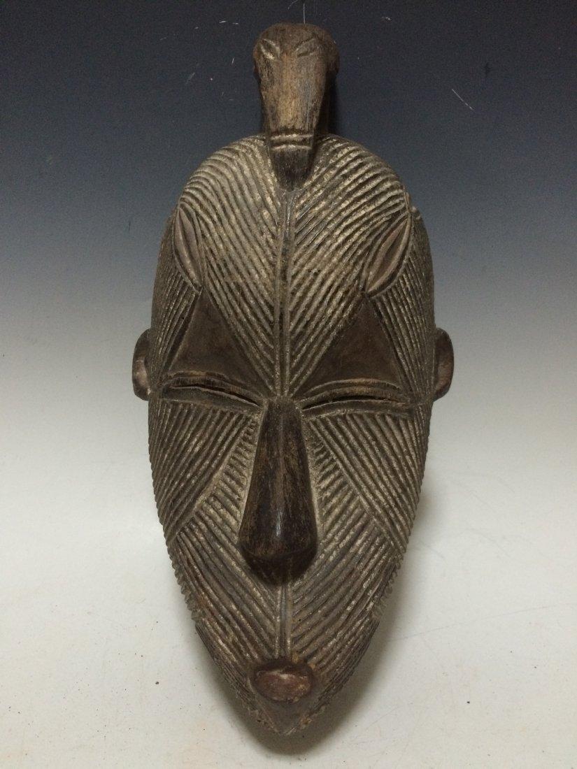 Tikar Mask From Camenoon