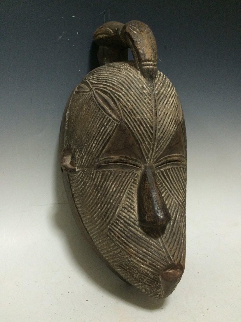 Tikar Mask From Camenoon - 2