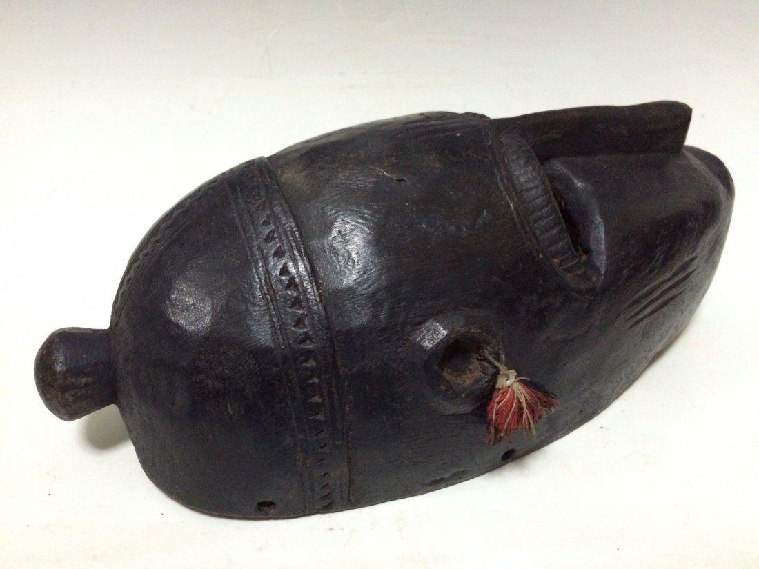 Bamana mask From Mali - 4