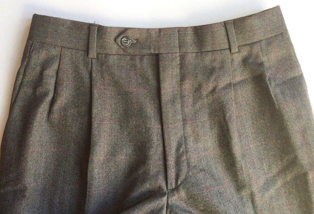 Vintage Halston for Barneys New York Charcoal Gray - 4
